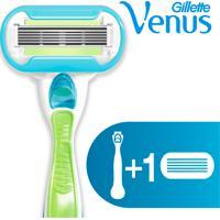 Aparelho De Depilação Gillette Venus Embrace Recarregável Com 1 Unidade