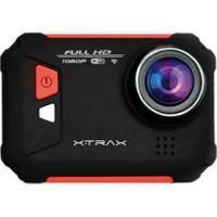 Câmera Xtrax Evo Wi-Fi - 12Mp - Full Hd - Prova D'Água 60M - Preto