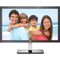 Monitor 21,5´´ Led/Wva Aoc - Dvi - Vga - Full Hd - I2276Vw