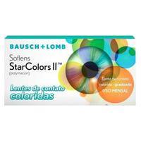 Starcolors 2 - Com Grau - Lentes De Contato
