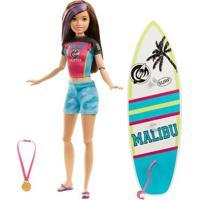 Boneca Barbie - Barbie Dreamhouse Adventures - Skipper - Surfista - Mattel