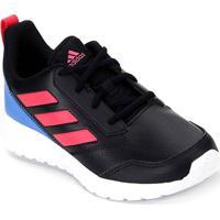 Tênis Adidas Altarun K Infantil - Unissex-Rosa+Azul