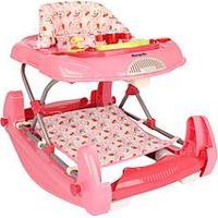 Andador Baby Coupé Burigotto Balanço Pink