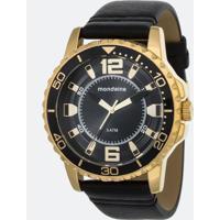 Relógio Masculino Mondaine 76721Gpmvdh2 Analógico 5Atm