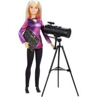 Barbie National Geographic Astrofísica - Mattel - Kanui