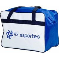 Bolsa Para Fardamento Ax Esportes Verona 48X40X22Cm - Unissex