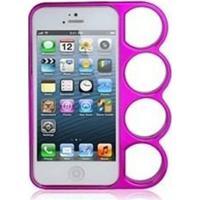 Capa Case Para Iphone 5 Soco Ingles Rosa