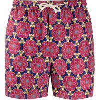Peninsula Swimwear Short De Natação Palmarola M2 - Rosa