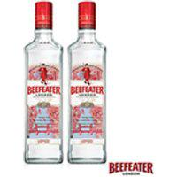 Gin Beefeater London Dry 750Ml - 02 Unidades