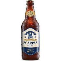 Cerveja Scarpas Weizen 600 Ml