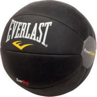 Medicine Ball Everlast - 4Kg - Preto
