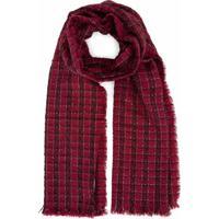 Lenço Longo Tweed