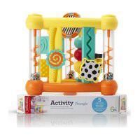 Brinquedo Interativo Infantino Triângulo