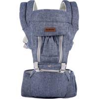 Canguru Seat Line Jeans Kabab Azul