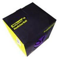 Bola Para Exercicios Medicine Ball Md Buddy Md1275 Roxo 6Kg
