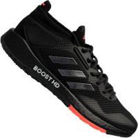 Tênis Adidas Pulseboost Hd - Masculino - Preto/Rosa
