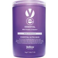 Máscara Yellow Essential 1000G - Unissex