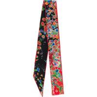 Givenchy Lenço Com Estampa Floral - Vermelho