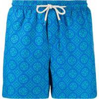 Peninsula Swimwear Short De Natação Montecristo M3 - Azul
