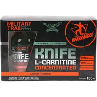 L-Carnitina Military Trail Concentrated X - Midway Usa - Unissex
