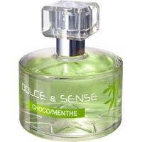 Perfume Feminino Dolce & Sense Choco/Menthe Paris Elysees Eau De Parfum 60Ml - Feminino-Incolor