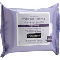 Lenço Demaquilante Neutrogena Night Calming 25 Unidades