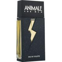 Perfume Masculino Eau De Toilette Animale