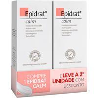 Epidrat Calm Mantecorp Hidratante Restaurador 2 Unidades De 40G Cada Promocional