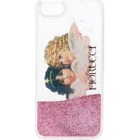 Fiorucci Angel Print Iphone 7/8 - Rosa