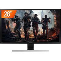 Monitor Led 28Pol Samsung Lu28E590Ds (Widescreen, Ultra, Hd 4K, Amd Freesync)