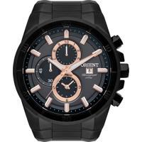 Relógio Orient Masculino Chronograph Mpssc019P1Px