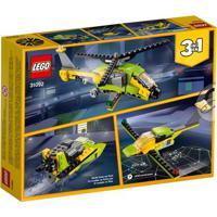 Lego Creator - 3 Em 1 - Helicópteros De Aventura - 31092 Lego 31092