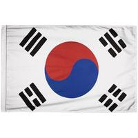 Bandeira Coreia Do Sul Torcedor 2 Panos