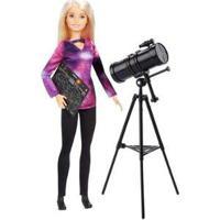 Boneca Barbie Nat Geo Astrofísica Com Acessórios - Feminino-Colorido