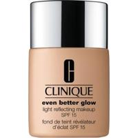 Base Facial Clinique Even Better Glow Light Reflecting Spf15 - Cn 70 Baunilha - Feminino-Incolor