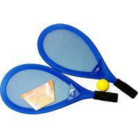 Kit Leader Frescobol Ld256 Azul