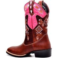 Bota Feminina Texana Sobotas 8504 Super Conforto
