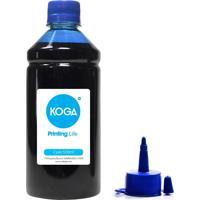 Tinta Para Epson Bulk Ink Sublimática L606 Cyan 500Ml Koga