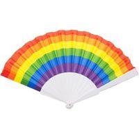 Leque Stz Arco-Íris Color