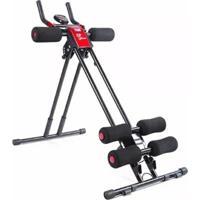 Aparelho Abdominal 4 Níveis De Exercício Wct Fitness Ab Series - Unissex