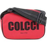 Bolsa Colcci Mini Bag Transversal Feminina - Feminino-Vermelho