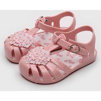 Sandália Pimpolho Infantil Colore Rosa