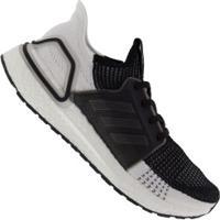 Tênis Adidas Ultraboost 19 - Masculino - Preto/Cinza Esc