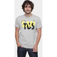 Camiseta Santos Iv Masculina - Masculino