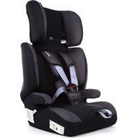 Cadeira Para Automóvel Prisma 36Kg Cinza E Preta