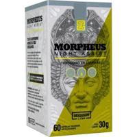 Aminoácido Morpheus Night Assist Iridium 60 Cáps - Unissex