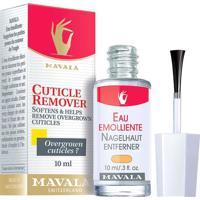 Removedor De Cutículas Mavala Cuticle Remover 10Ml - Feminino-Incolor