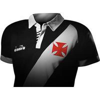 Camisa Vasco I 19/20 S/Nº Torcedor Diadora Masculina - Masculino