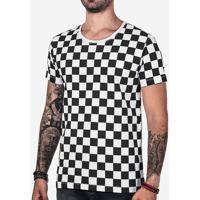 Camiseta Checkers 102431