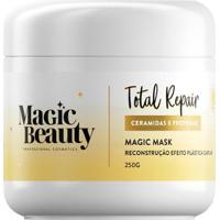 Máscara Capilar Magic Beauty Total Repair 250G - Unissex-Incolor